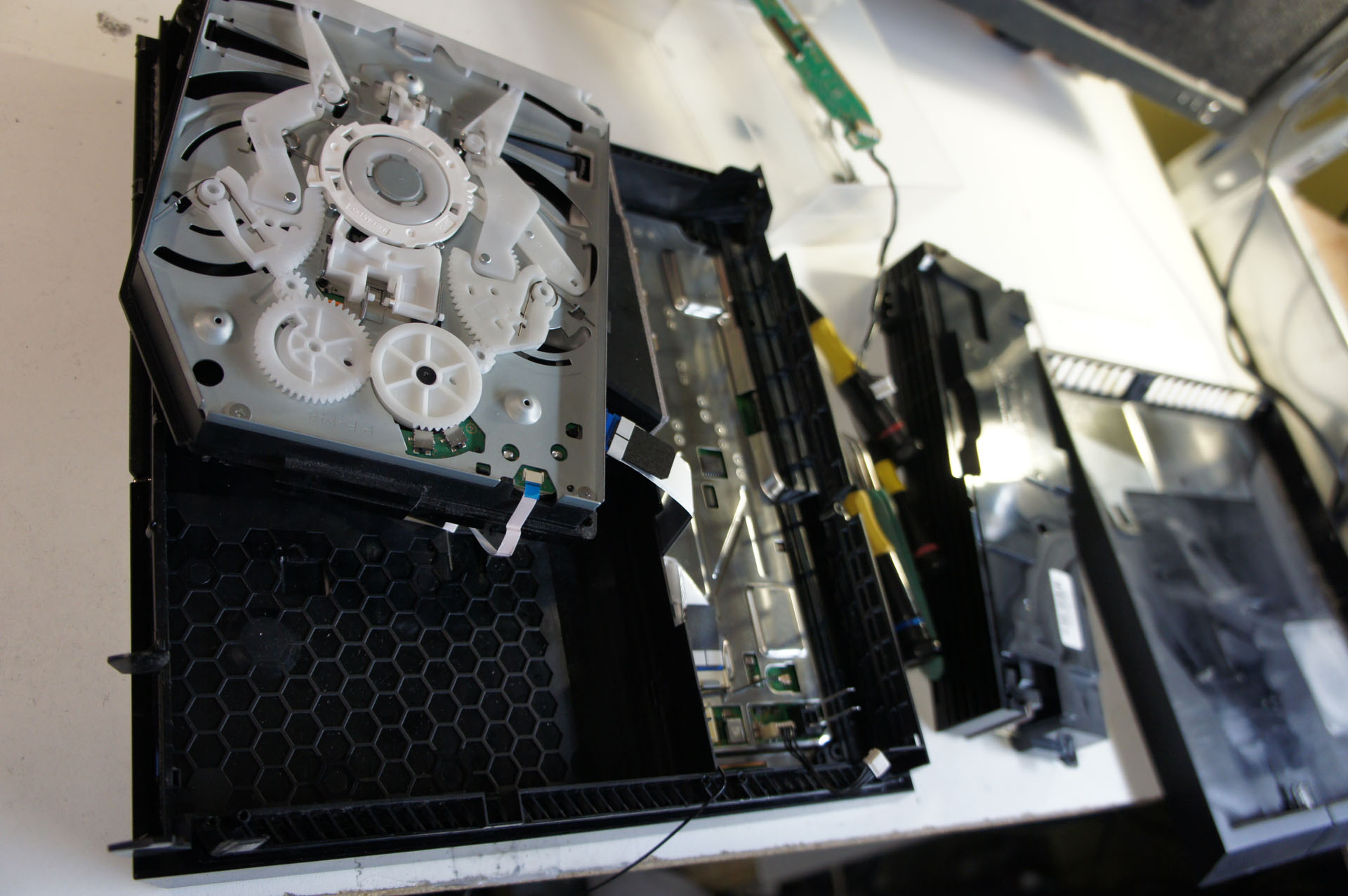 Playstation 4 Repairs Rolling In